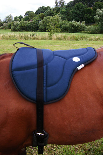Bareback Pad English Style »Ultra Light« VORBESTELLUNG